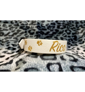 Collier Paw personnalisable